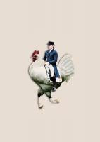Montar un pollo