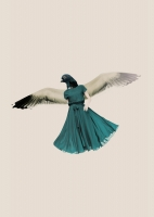 La pájara (vestido de vuelo)